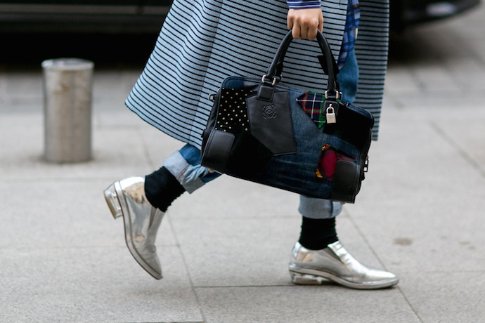 street-style-mens-fashion-week-fall-winter-2015-2016-golden-shoes-690x460